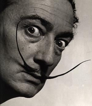 Salvador Dalí href=