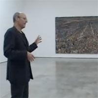 Anselm Kiefer - Aperiatur Terra gallery tour  href=