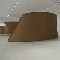 Richard Serra at MoMa - Band, 2006  href=